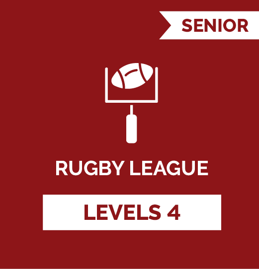 rugby league online personalised training program