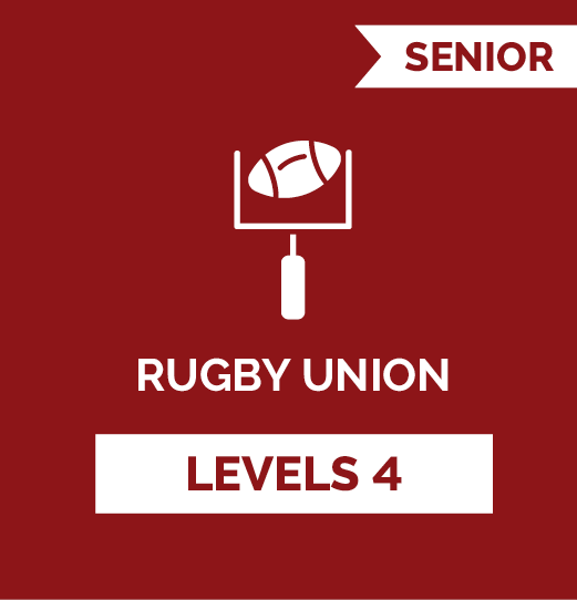 Rugby Union online personalised sports program