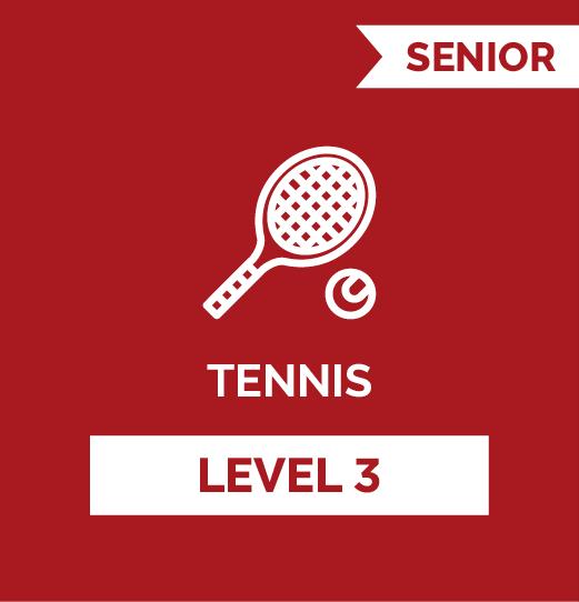 tennis online customised sports program fitness