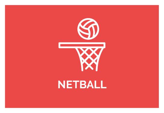 Online Strength Training Netball