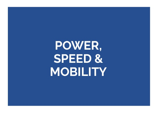 Online Speed Power and Mobility Programs | Acceleration